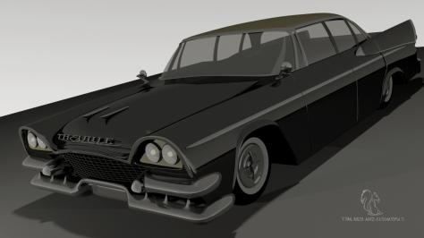 Villain Car Model